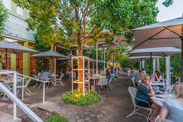Print Works Bistro - Greensboro, NC