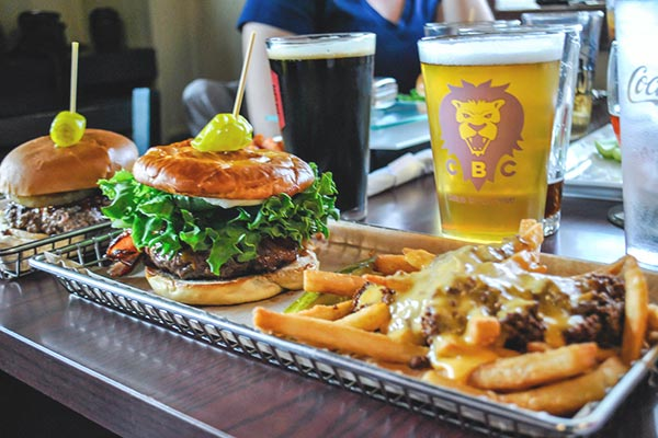 Hops Burger Bar - Greensboro, NC